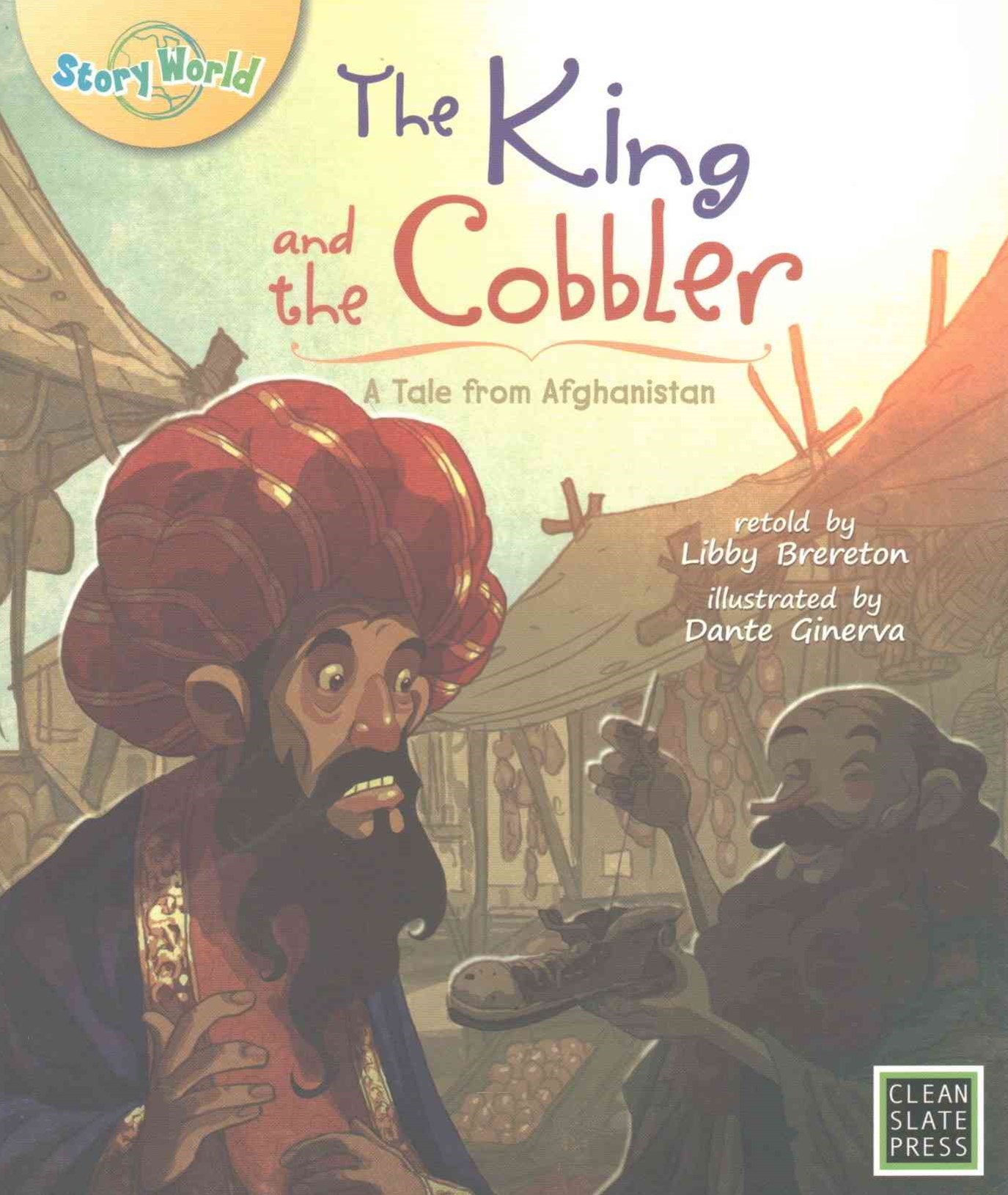The King and the Cobbler