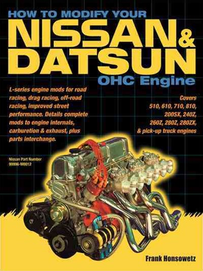 How to Modify Your Nissan and Datsun OHC Engine