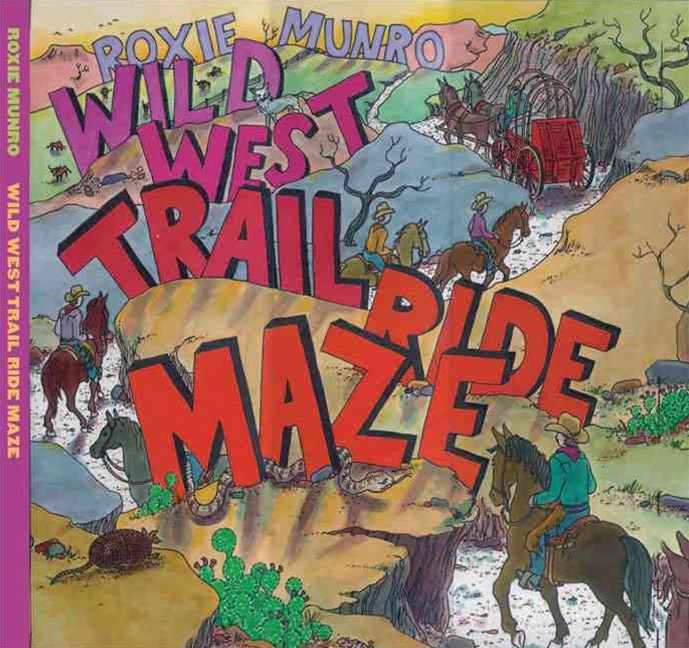 Wild West Trail Ride Maze