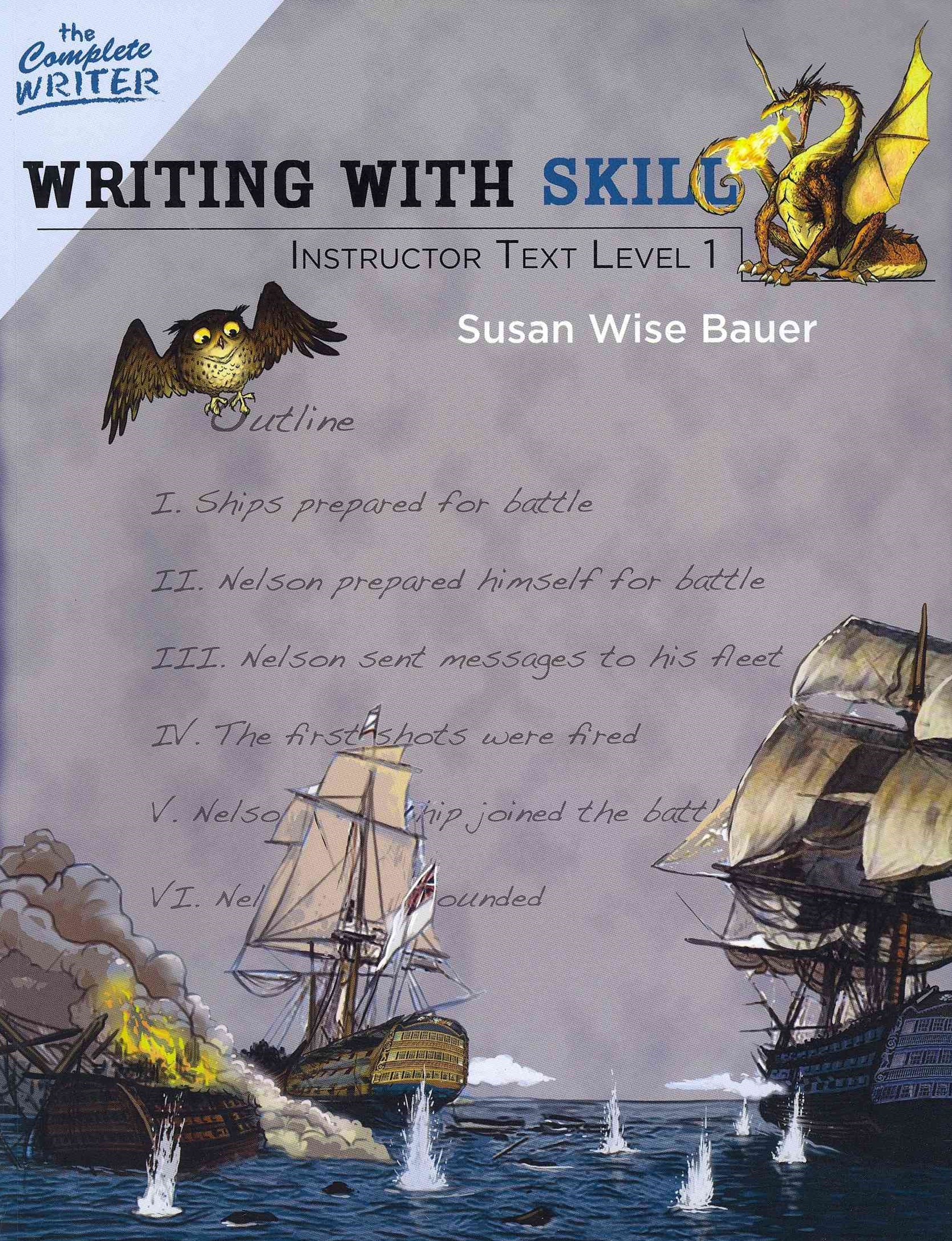 Writing with Skill - Instructor Text Level 1