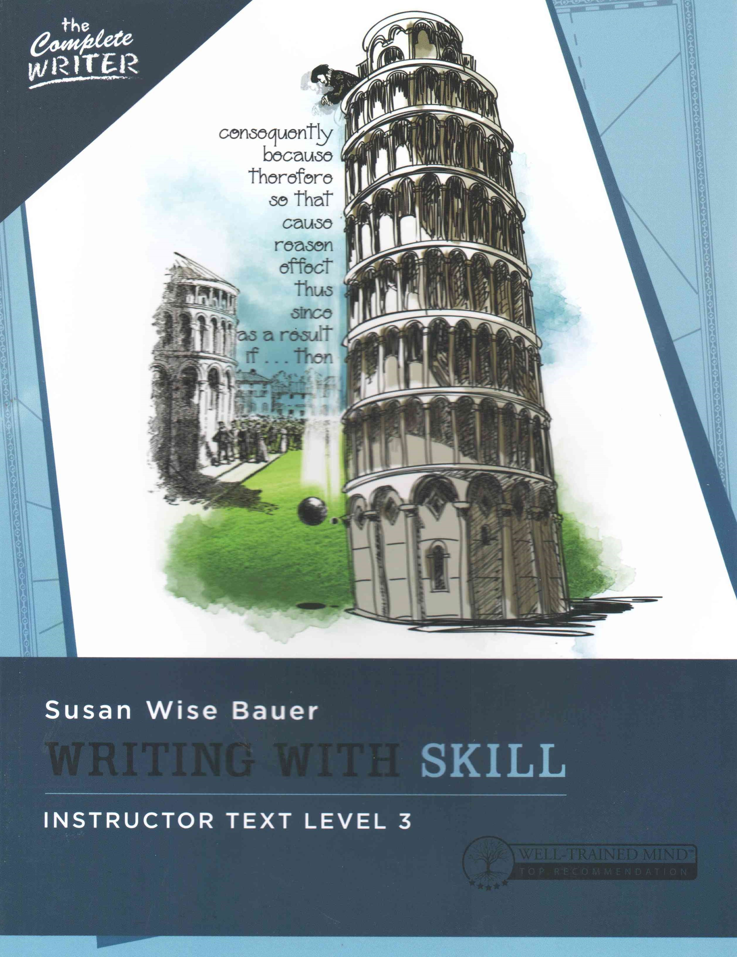 Writing with Skill, Level 3