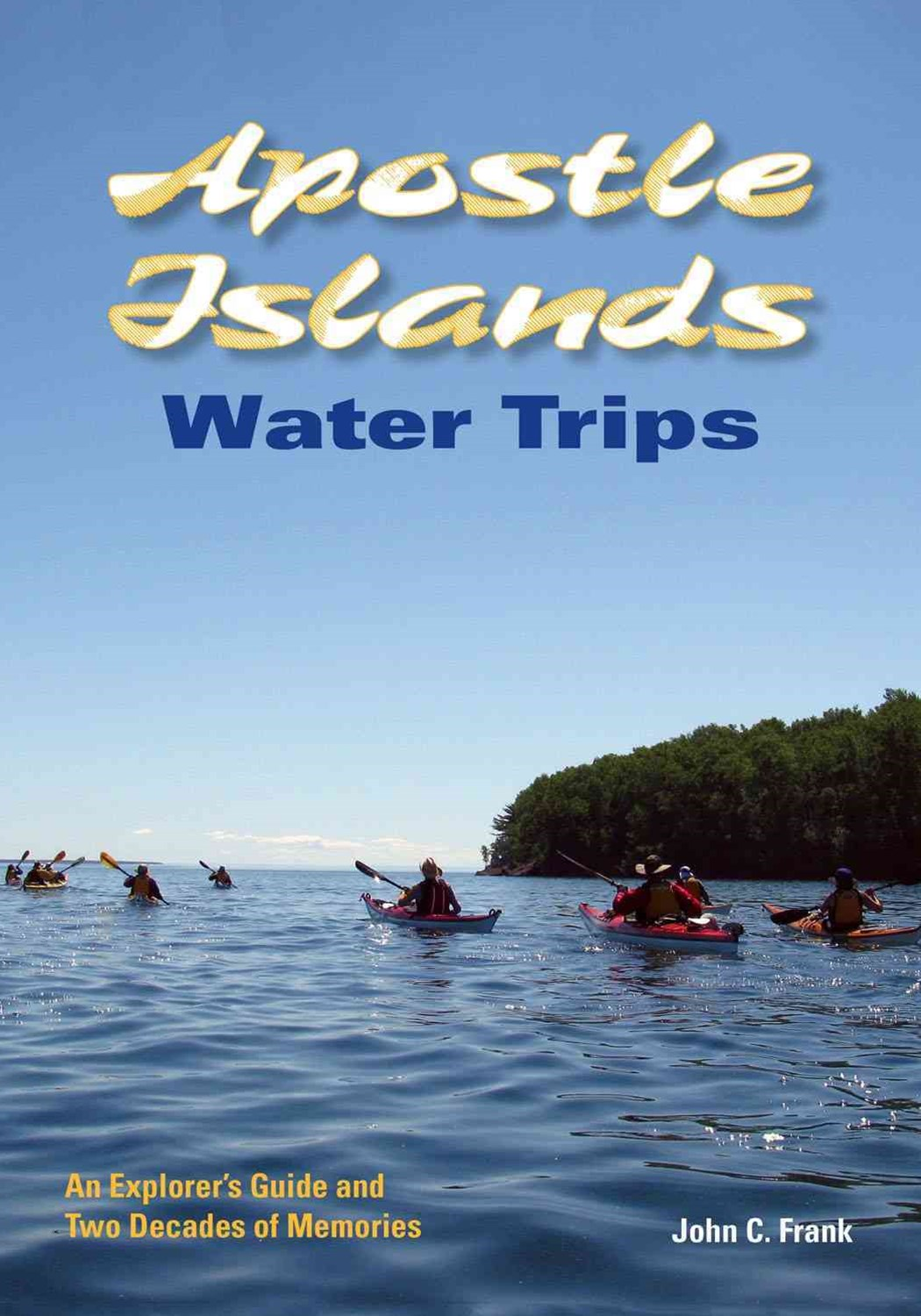 Apostle Islands Water Trips
