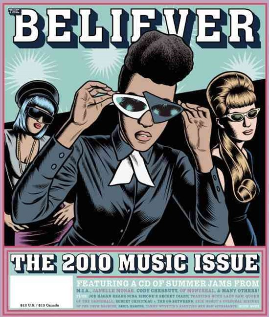Believer, Issue 73