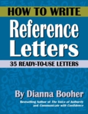 How to Write Reference Letters