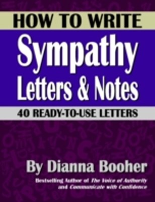 How to Write Sympathy Letters & Notes