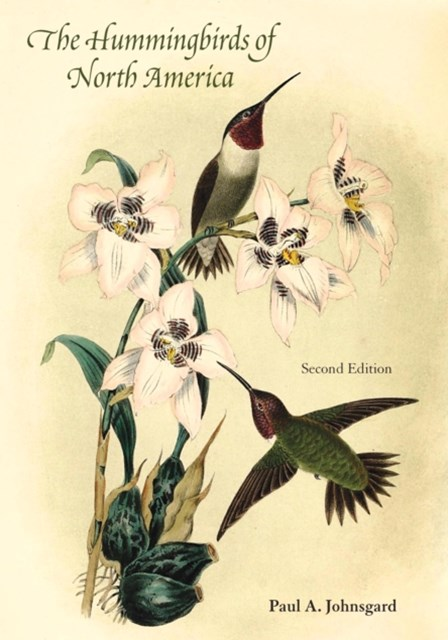 (ebook) Hummingbirds of North America, Second Edition