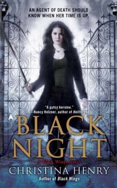 Black Night: A Black Wings Novel Book 2