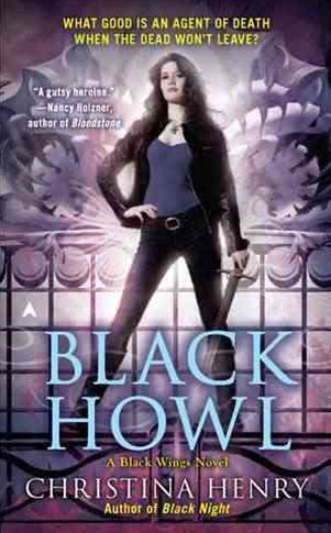 Black Howl: A Black Wings Novel Book 3