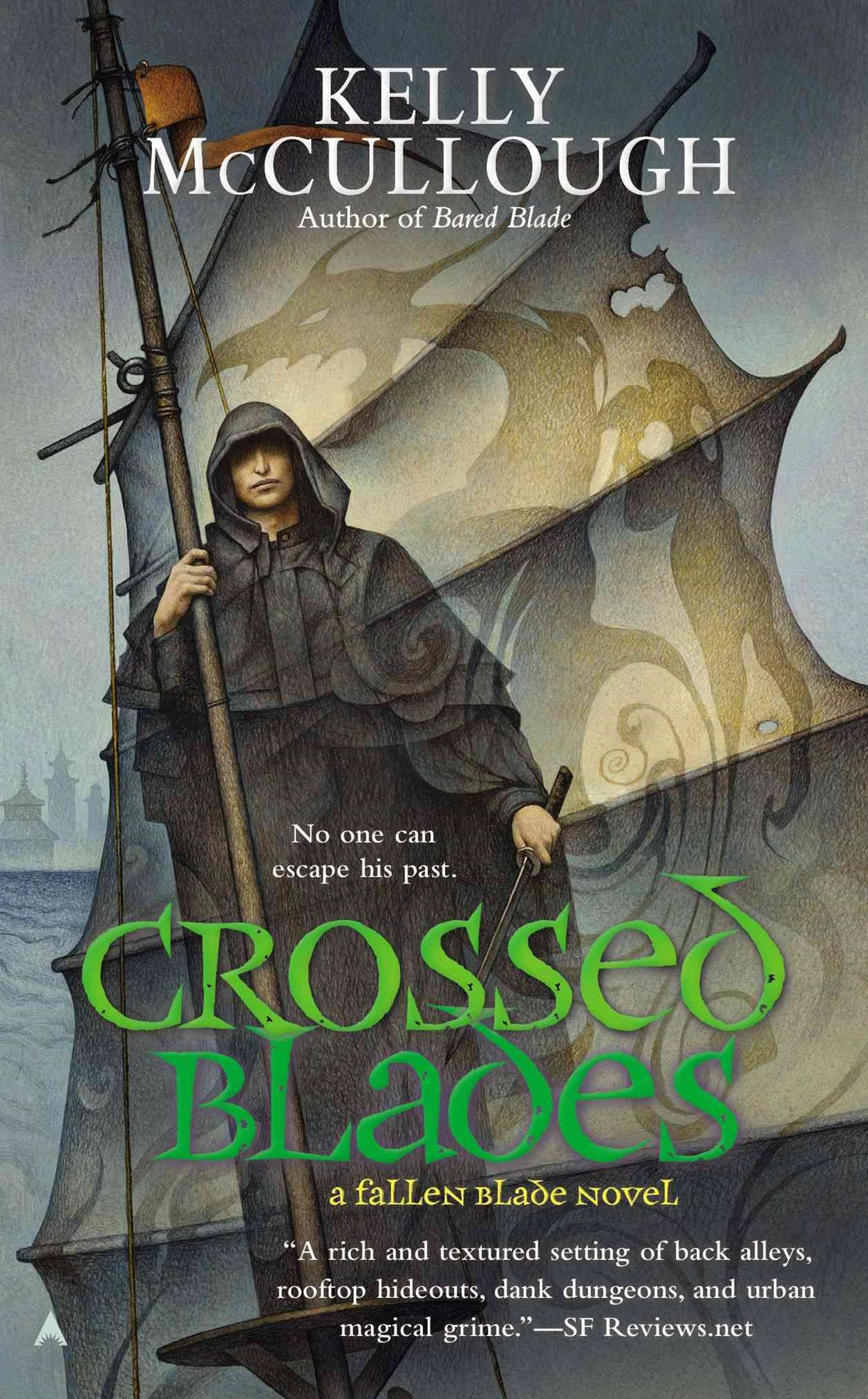 Crossed Blades: Fallen Blade Book 3