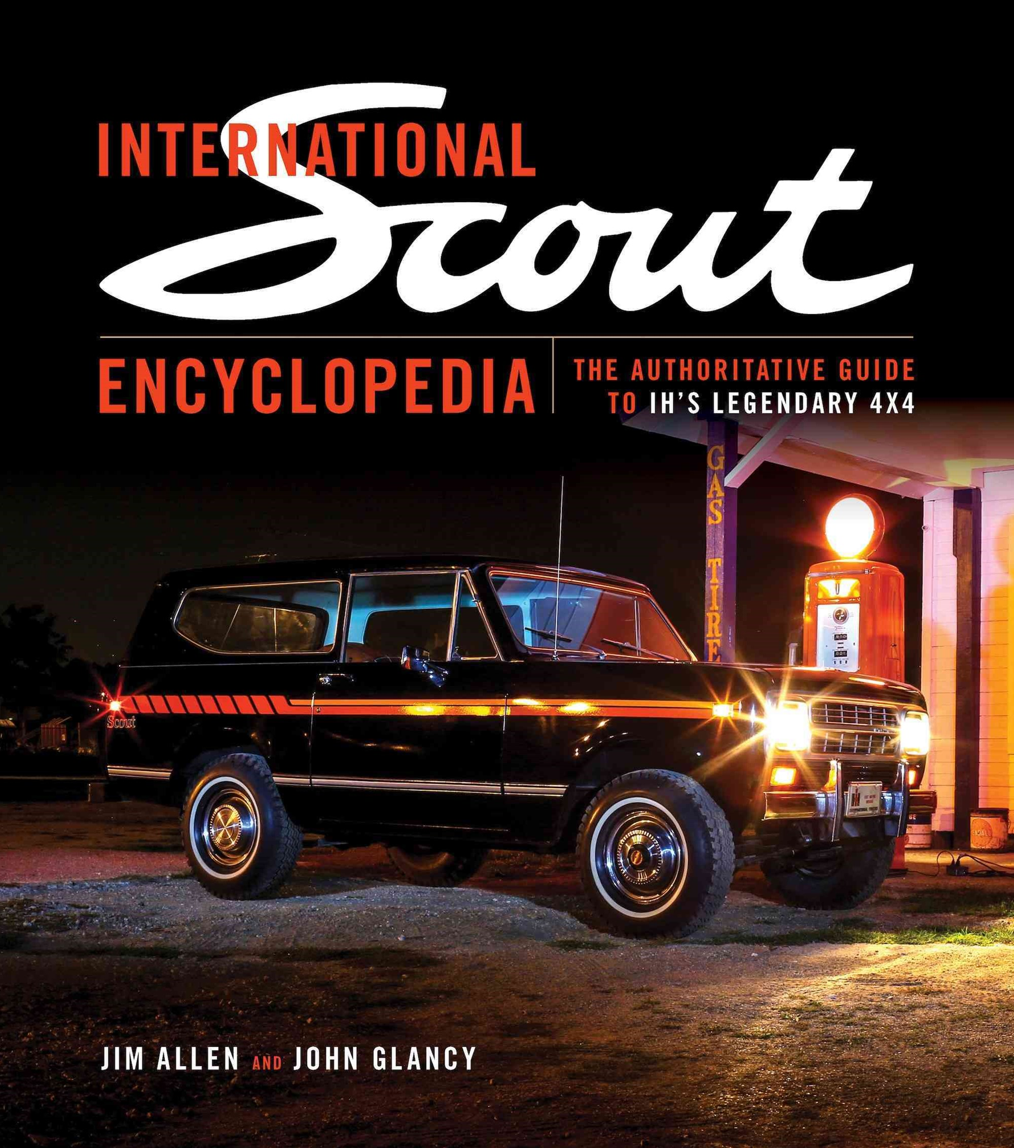 International Scout Encyclopedia