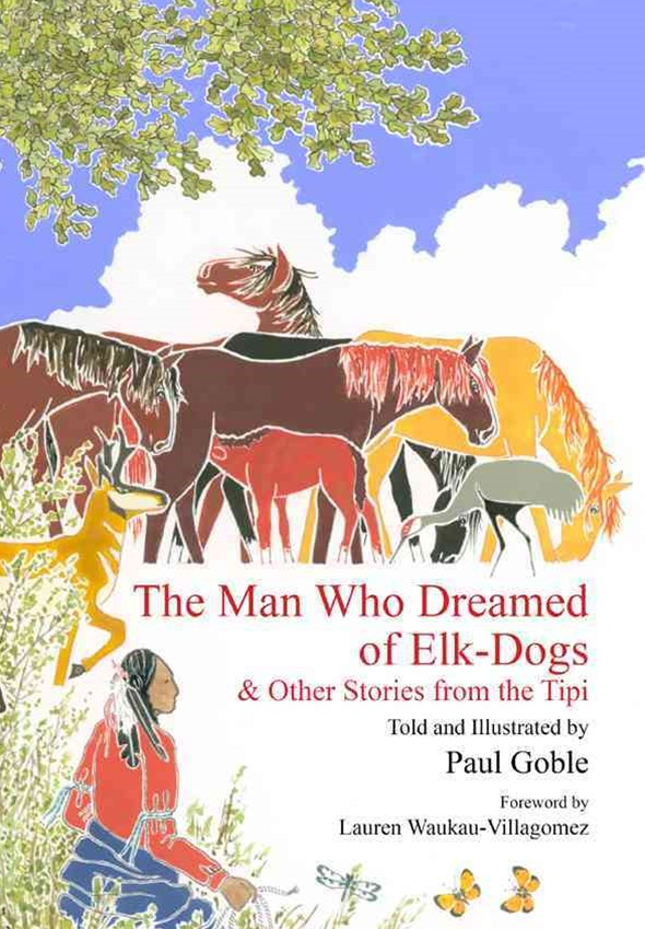 The Man Who Dreamed of Elk Dogs