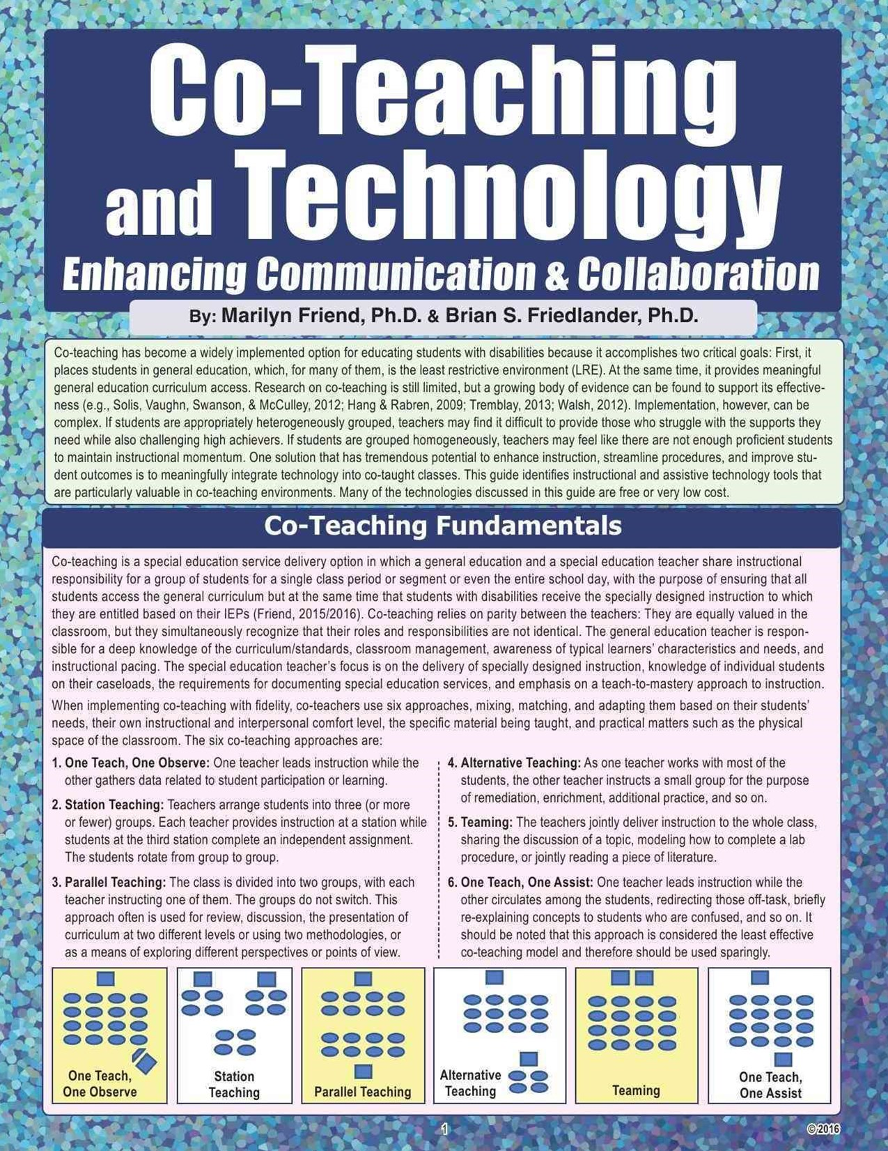 Co-Teaching and Technology