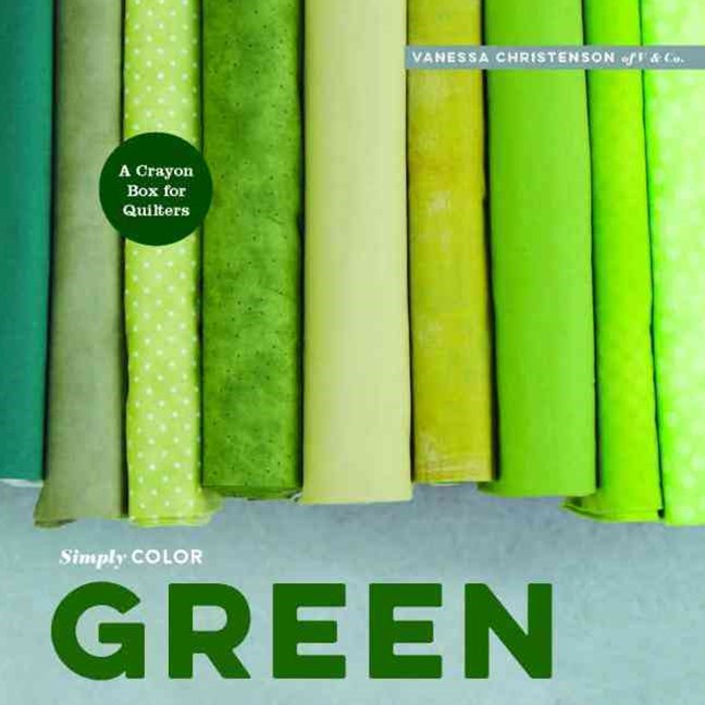 Simply Color: Green