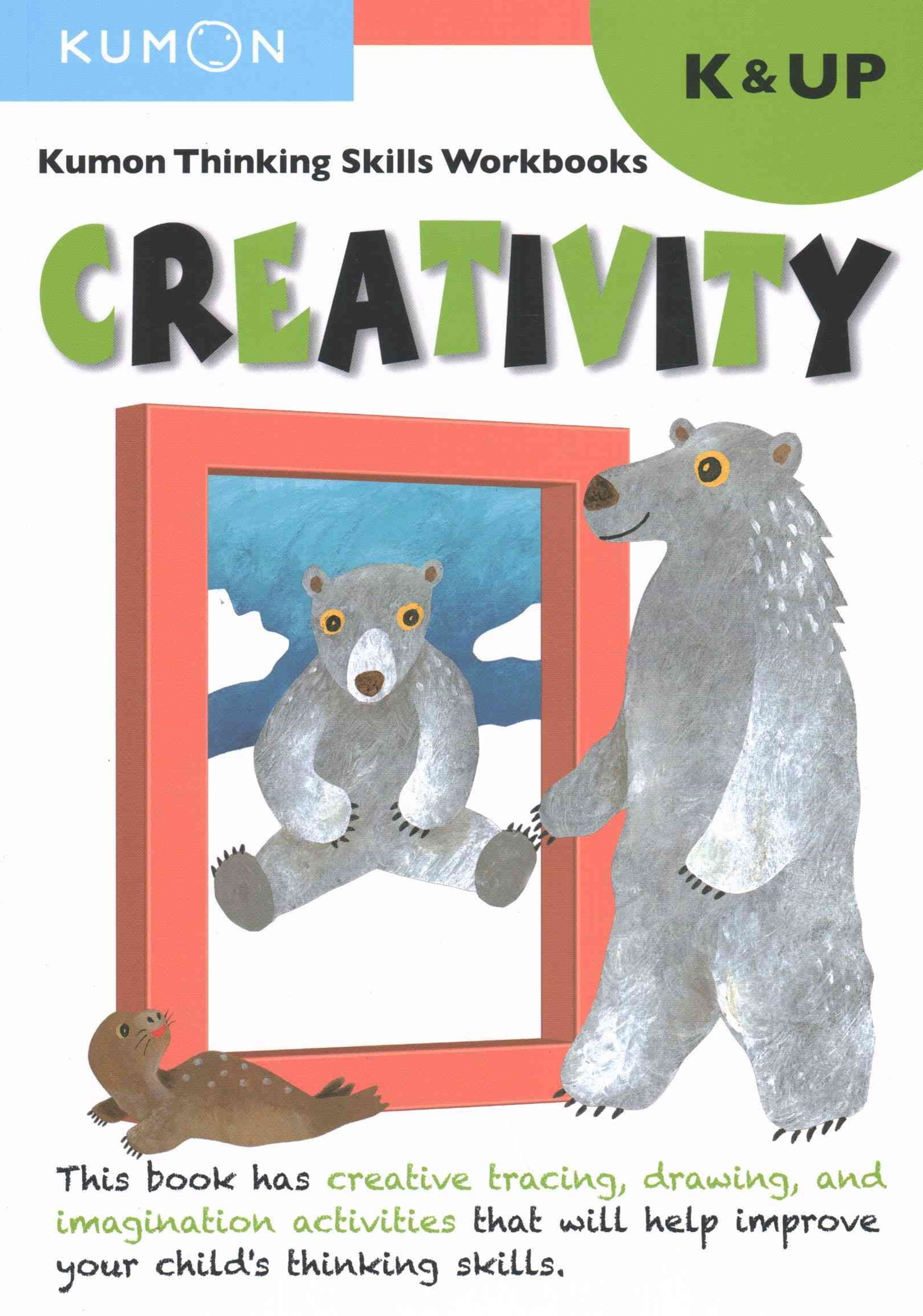 Thinking Skills Creativity Kindergarten