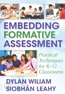 Embedding Formative Assessment by Dylan Wiliam, Siobhan Leahy (9781941112298) - PaperBack - Education Teaching Guides