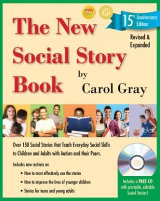 New Social Story Book, Revised and Expanded 15th Anniversary Edition