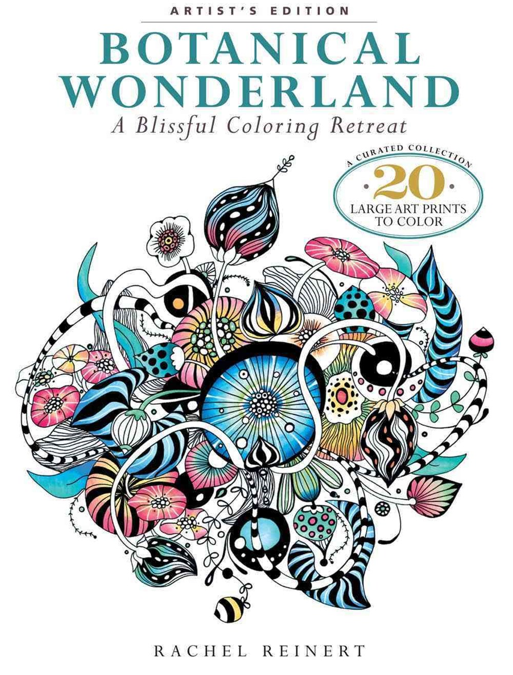 Botanical Wonderland: Artist's Edition
