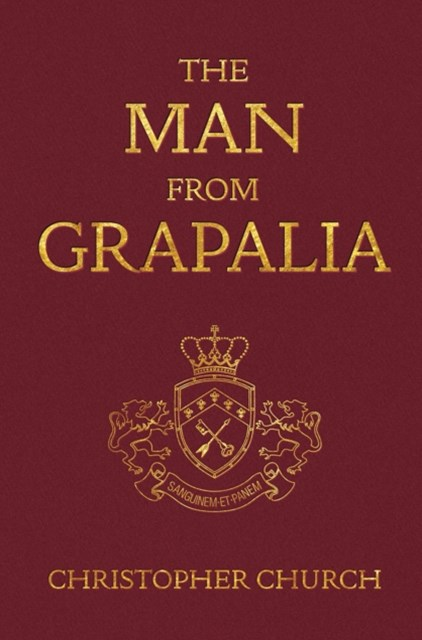 (ebook) Man from Grapalia
