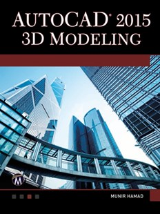 (ebook) AutoCAD 2015 3D Modeling - Computing