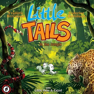 Little Tails in the Jungle by Frederic Brremaud, Mike Kennedy, Federico Bertolucci (9781942367260) - HardCover - Children's Fiction Intermediate (5-7)