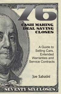 (ebook) 76 Cash Making, Deal Saving Closes - Business & Finance Sales & Marketing