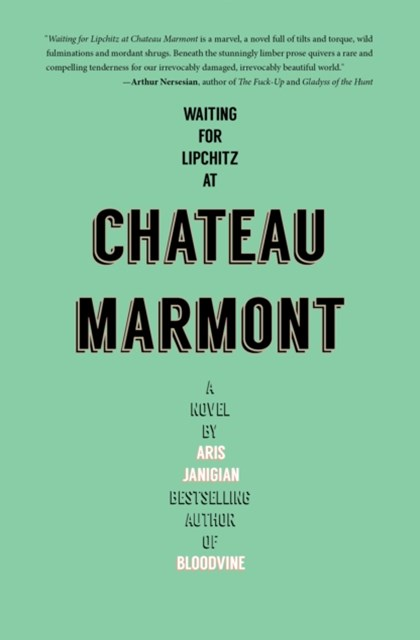 (ebook) Waiting for Lipchitz at Chateau Marmont