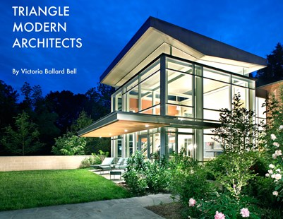 Triangle Modern Architecture by Victoria Bell (9781943532889) - HardCover - Art & Architecture Architecture