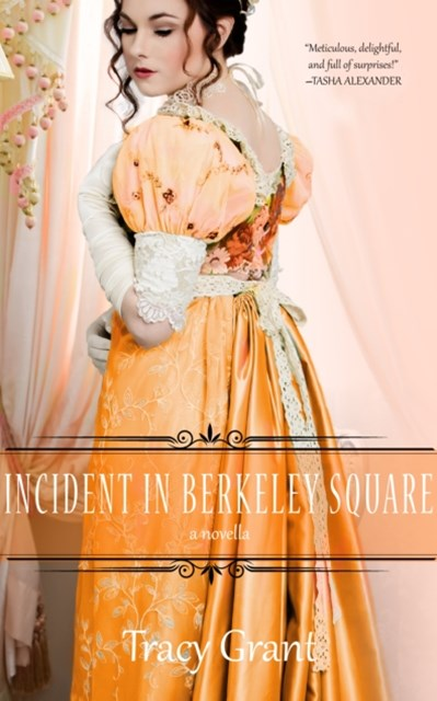 (ebook) Incident in Berkeley Square