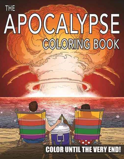 The Apocalypse Coloring Book