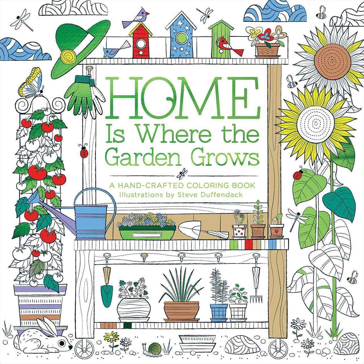 Home is Where the Garden Grows