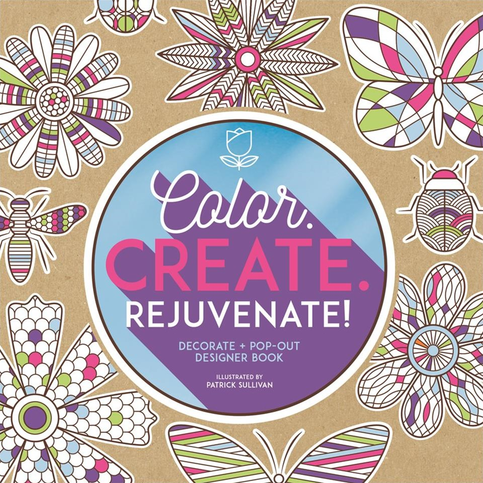 Color. Create. Rejuvenate!