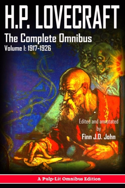 (ebook) H.P. Lovecraft, The Complete Omnibus Collection, Volume I: