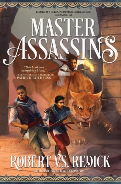 (ebook) Master Assassins