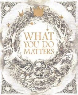 What You Do Matters by Kobi Yamada, Mae Besom (9781946873149) - HardCover - Non-Fiction Family Matters