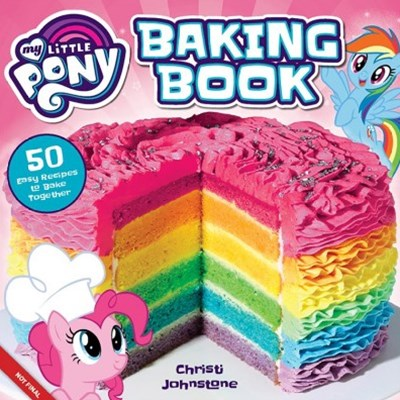 My Little Pony Baking Book