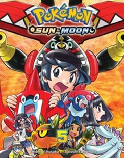 Pokemon: Sun & Moon, Vol. 5 by Hidenori Kusaka (9781974706495) - PaperBack - Children's Fiction