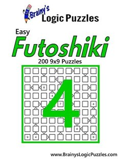 Brainy's Logic Puzzles - Easy Futoshiki by Brainy's Logic Puzzles (9781975750534) - PaperBack - Craft & Hobbies Puzzles & Games