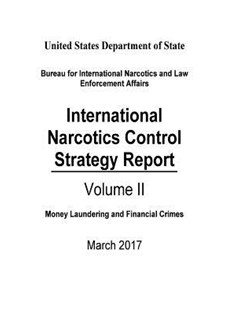 International Narcotics Control Strategy Report by United States Department of State, Bureau for International Narcotics and Law Enforcement Affairs, Penny Hill Press (9781976452482) - PaperBack - Politics Political Issues