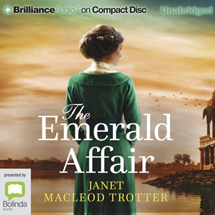 The Emerald Affair - Modern & Contemporary Fiction General Fiction