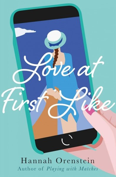 Love at First Like by Hannah Orenstein (9781982117795) - PaperBack - Modern & Contemporary Fiction General Fiction
