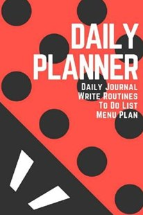 Daily Planner - Diaries Diary - Daily