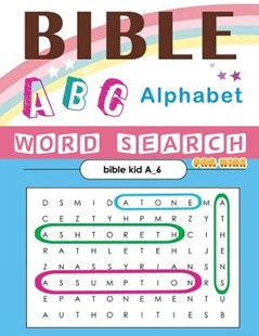 Bible ABC Alphabet Word Search for Kids by We Kids (9781983702891) - PaperBack - Non-Fiction Art & Activity