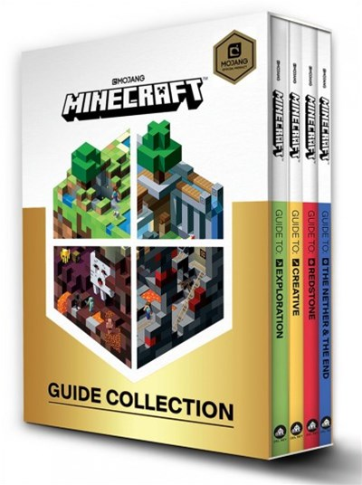 Minecraft Guide Set