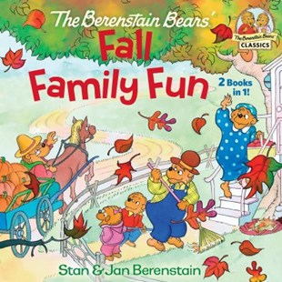 The Berenstain Bears Fall Family Fun by Stan Berenstain, Jan Berenstain (9781984847669) - PaperBack - Picture Books