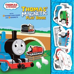 Thomas' Magnetic Play Book by Random House (9781984894120) - HardCover - Children's Fiction