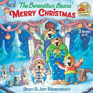 The Berenstain Bears' Merry Christmas (Berenstain Bears) by Stan Berenstain (9781984894311) - PaperBack - Children's Fiction