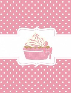 Pink Polka Dot Cupcake Composition Notebook by Slo Treasures (9781986672276) - PaperBack - Self-Help & Motivation