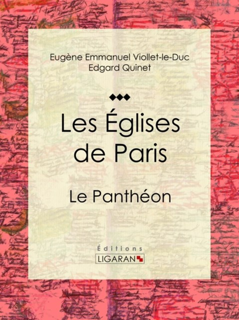 (ebook) Les Eglises de Paris
