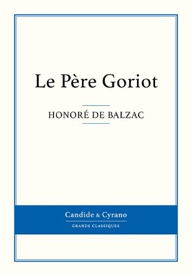 (ebook) Le Père Goriot
