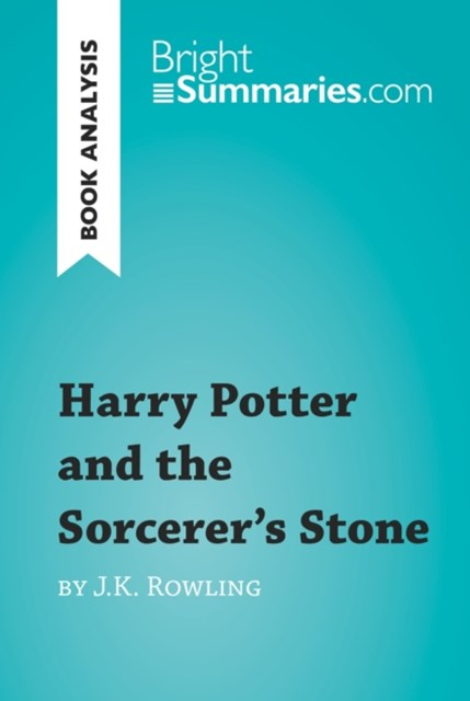 an analysis of harry potter and the sorcerers stone by jk rowlings Wulandari, retno (2010) formula analysis in jk rowling's harry potter and the sorcerer's stone and rick riordan's percy jackson and.